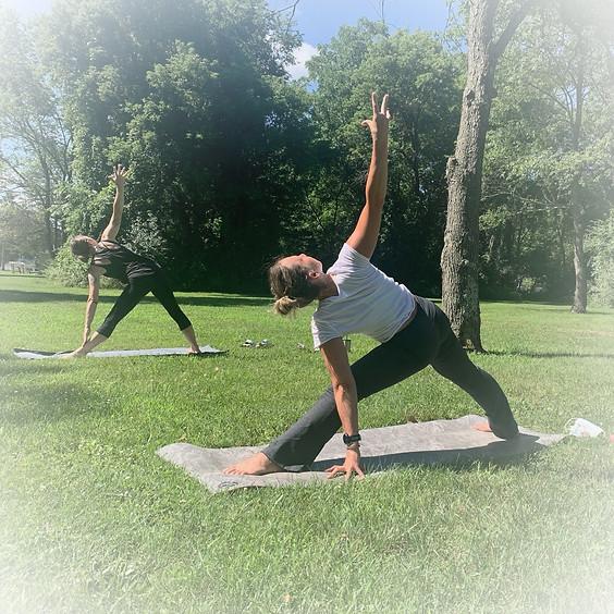 Pop-Up Yoga