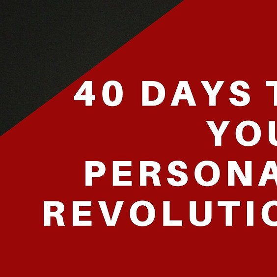 40 Days Info Session