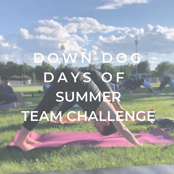 Down Dog Days of Summer Challenge