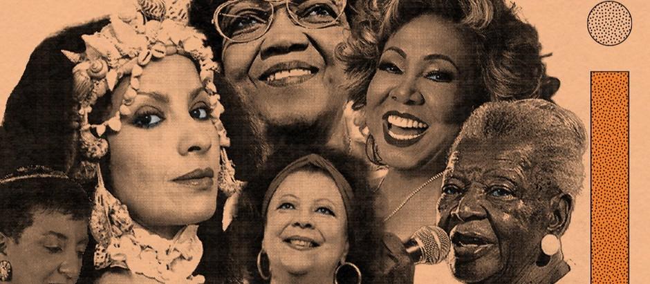 Conheça as mulheres que fizeram parte da história do samba