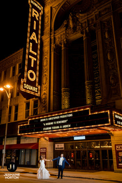 Rialto Square Theater