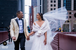 150 North Riverside wedding