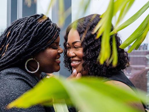 We Are Engaged: Aleisha and Ashley