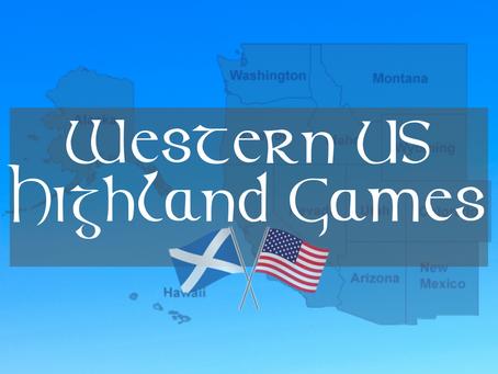 Western United States Highland Games