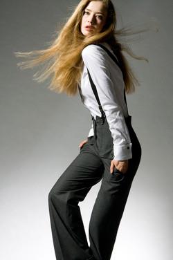 long hair, photo's robbert beck