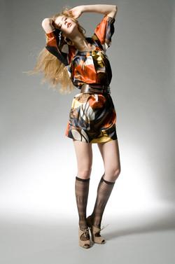 silk dress fotografie Robbert Beck