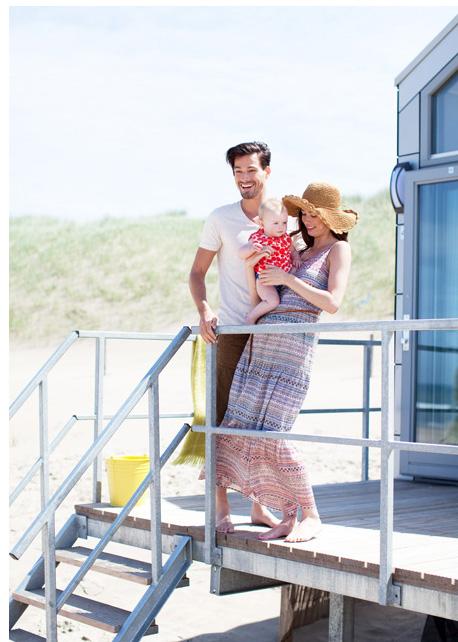 beach baby Vrouw magazine