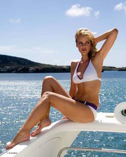 bathingsuit Vrouw magazine