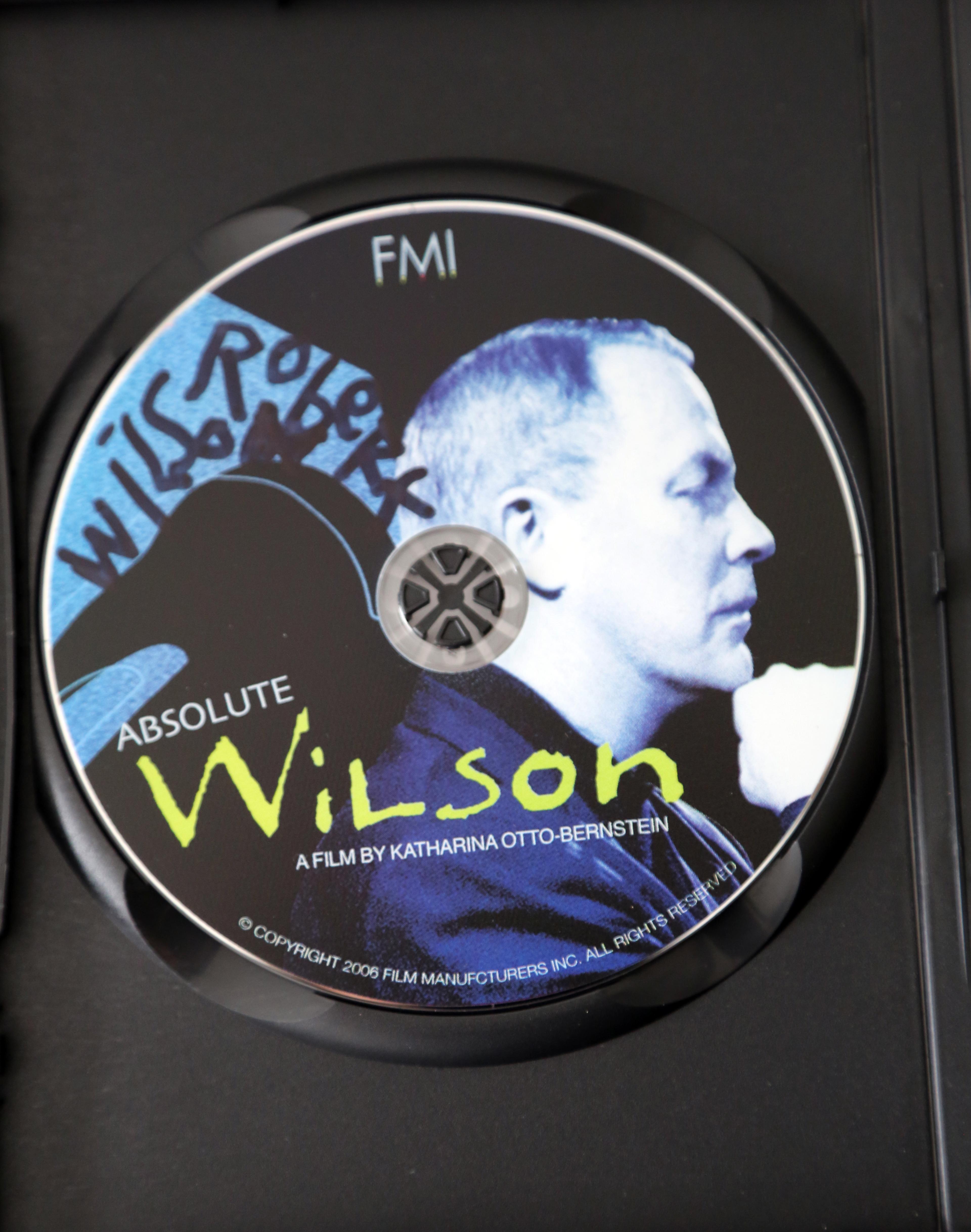 Robert Wilson - DVD 2
