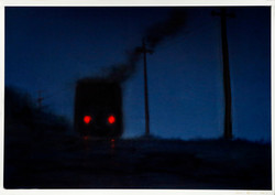 Edgar Duvivier - trem para morte