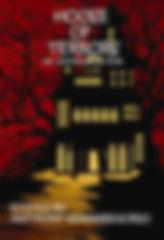 Zombie horror novel