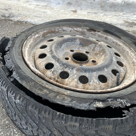 The Upside of My Tire Blowout