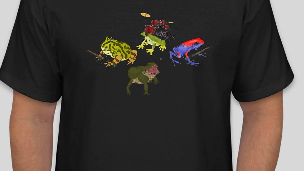 ADH# Frog Tee Shirt