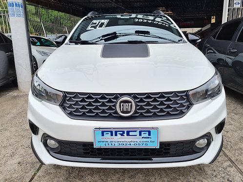 FIAT ARGO TREKKING 1.8 FLEX AUTOMÁTICO 2020/2020