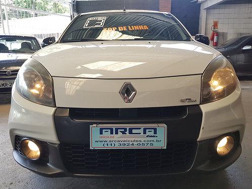 RENAULT SANDERO GT LINE 1.6 FLEX 2012/2013