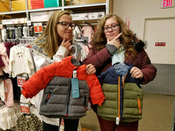 Fund-A-Family shopping!