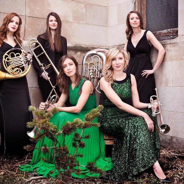 Seraph Brass Residency @ MSU School of Music