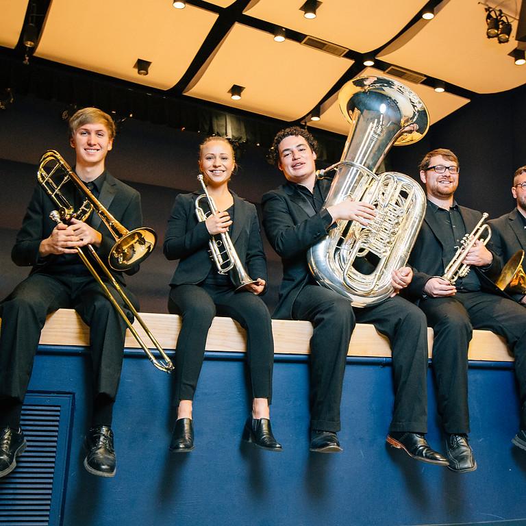 Bridger Brass Quintet @ International Women's Brass Conference