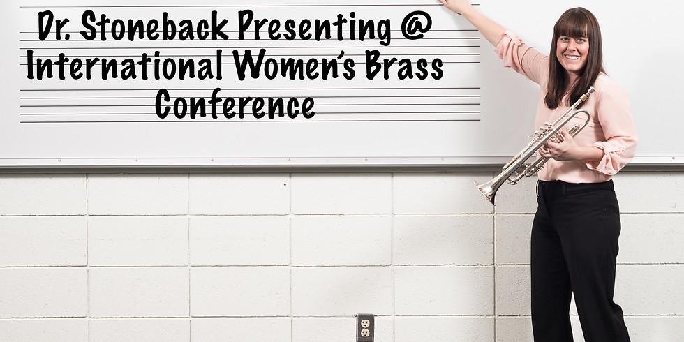 International Women's Brass Conference 2019