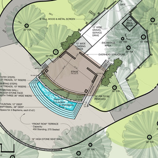 Stage Area Plan