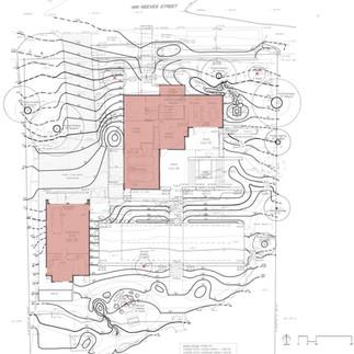 Site Grading Plan