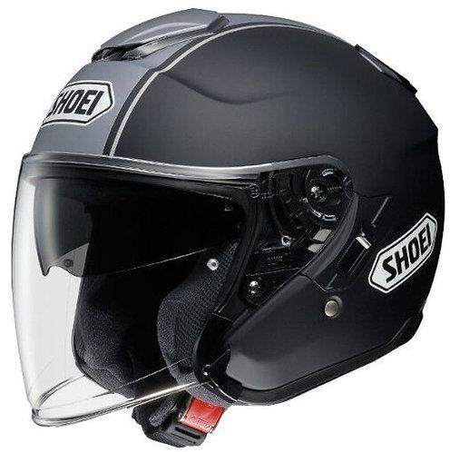 Shoei J-Cruise Openface Helmets Corso TC10