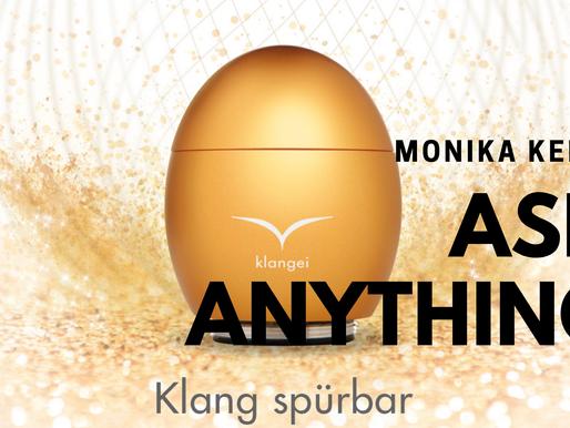 Klangeipartner vor den Vorhang - Episode 13 - Ask anything mit Monika Kefer