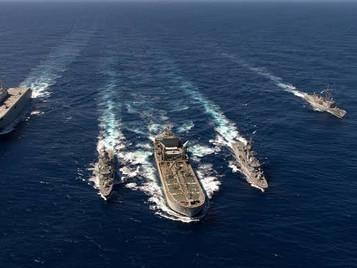 The Oceans of Churn: Australia's Defence Strategic Update 2020