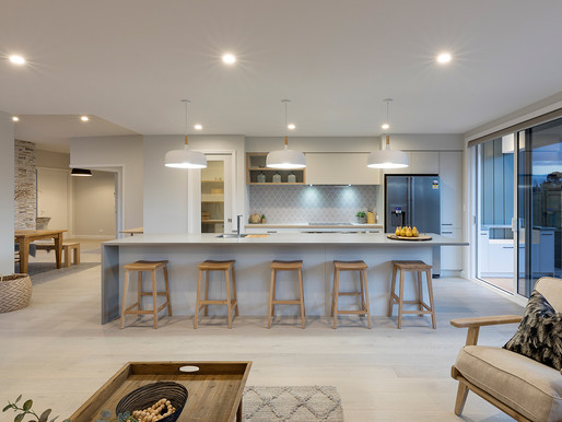 Harwood Homes new showhome opens at The Lakes