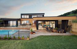 exterior new home tauranga builders