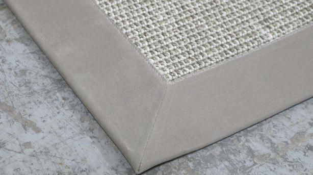 Canvas Mitred Edging