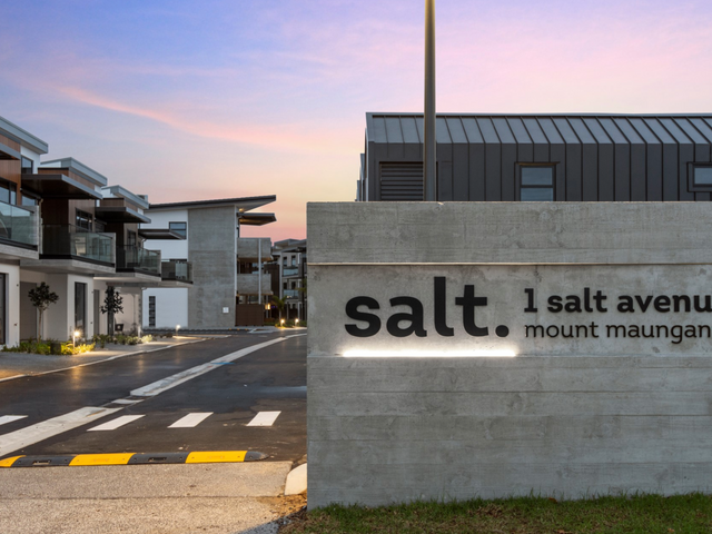 Residential Apartment project | Salt Apartments
