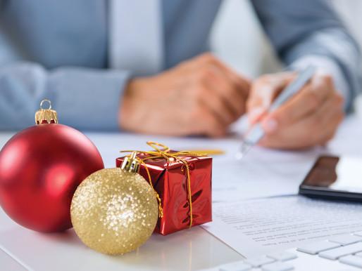 Tips for managing cashflow over the Christmas break