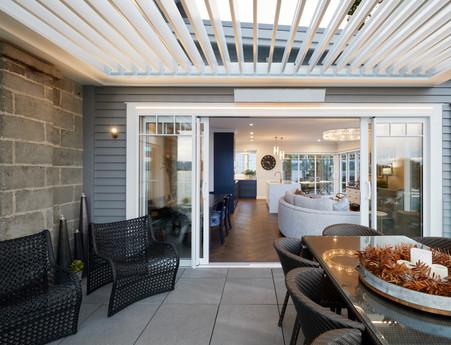 exterior decking renovation
