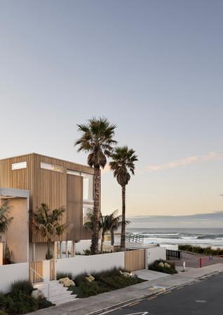ocean views exterio home builders tauran