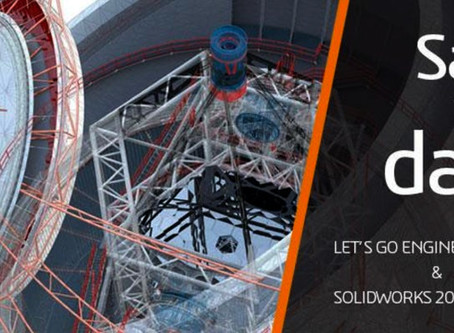 EVENT: SOLIDWORKS 2019 LAUNCH - Register here