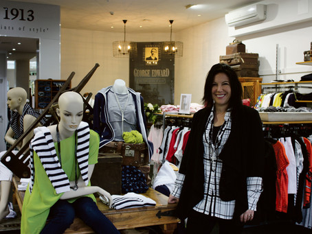 Love of fashion leads to local business success