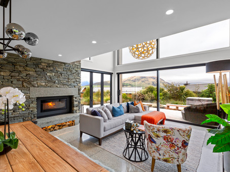 Electrical project Queenstown | Landmark Homes