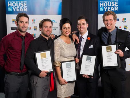 Multi Award Winners 2016 Master Builders Awards