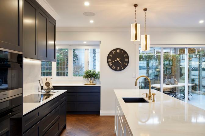 Tauranga renovation kitchen