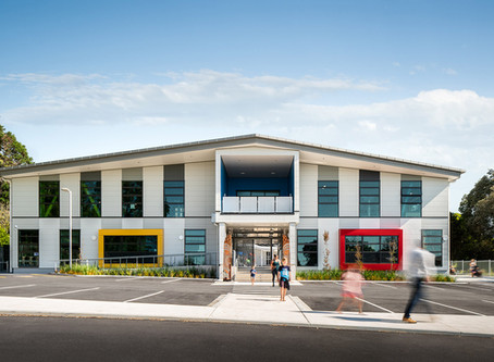 Commercial Installation | Ohope School