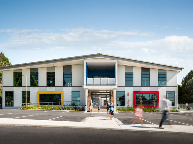 Ohope Beach School | Marra Construction