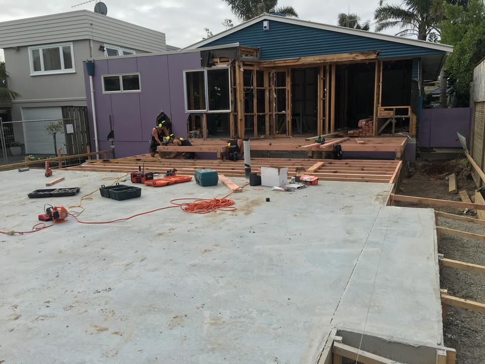 renovation mount maunganui builders call