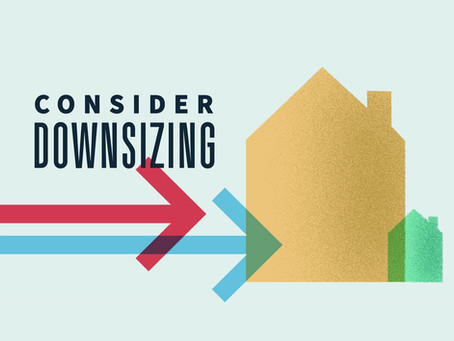 Downsizing - where less is more