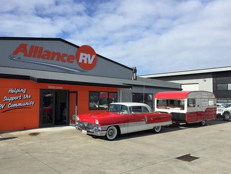 Increasing profits and skills at Alliance RV