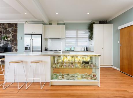 A retro kitchen renovation