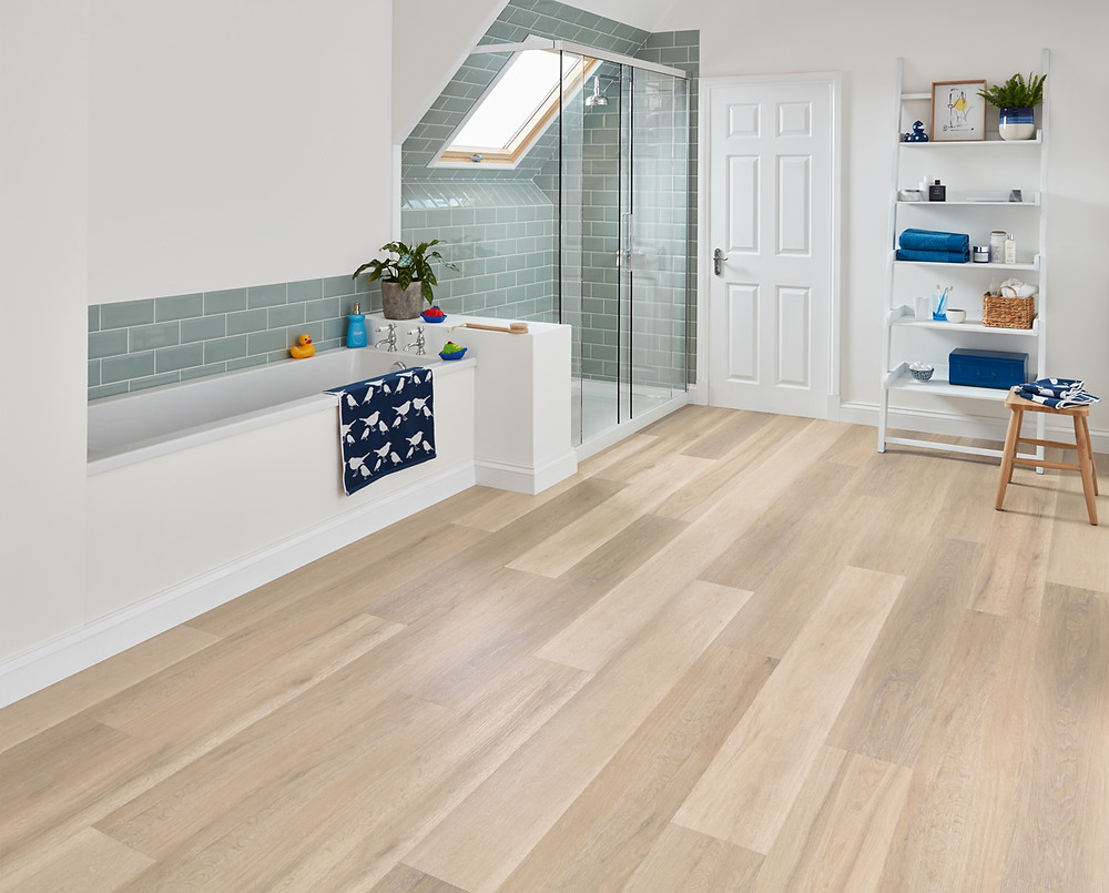 Karndean Bathroom Flooring | Vinyl Flooring Tauranga