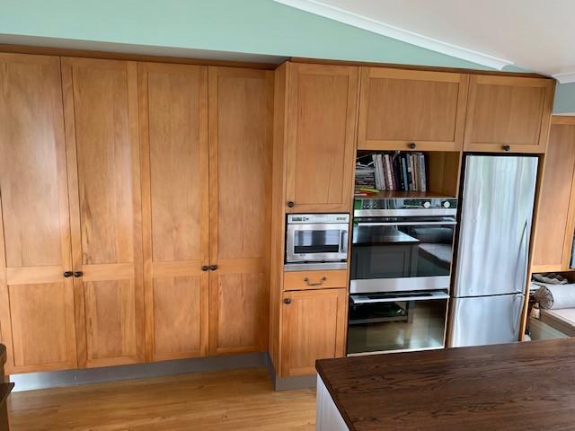 kitchen renovation before photo