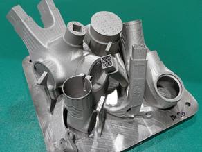 Part optimisation for 3D metal printing SLM