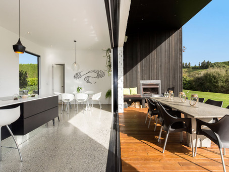 Create the ultimate indoor/outdoor space
